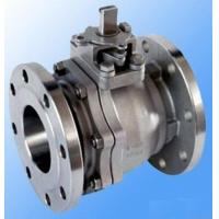 China Floating Full Bore Ball Valve- Two Piece (2 PC) Class 150/300 on sale