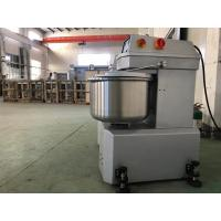 Buy cheap 25kg Motion Industrial Commercial Spiral Dough Mixer With Double Speed from wholesalers