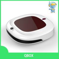 China Robotic Vacuum Cleaner, Lithium Battery Cleaning Robot Cyclone Canister Cleaners, CE Mark, RoHS certificated wholesale