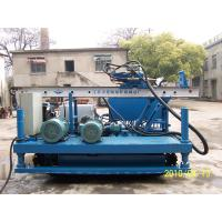 Wholesale XPL-20A  Jet - Grouting With Crawler Mounted Crawler Drilling Rig from china suppliers