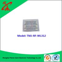 Buy cheap RF soft woven security sensor tag 8.2MHZ from wholesalers