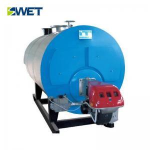 Fire tube 6t diesel steam oil steam diesel boiler for textile industry