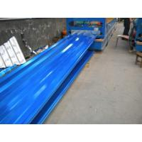 China Corrugated galvanized steel sheet zinc aluminum sheets , 0.3mm-6mm Thickness wholesale