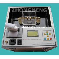 China BDV Fully Automatic Insulation Oil Tester/ Oil Dielectric Strength Tester IIH-II on sale