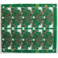 Buy cheap Printed Circuit Board ROHS Prototype 4 layer pcb High-TG FR4 , ENIG , Plated Gold from wholesalers