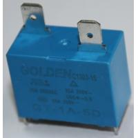 Electrical Mini 25A 2 Pin PCB Power Relay GT JQX-102F SPST/SPDT -40~85C