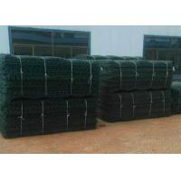 Quality PVC Coated Gulafan Wire Mesh Gabion Baskets 2*1*0.5m Used In River Protection for sale