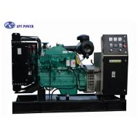 China Soundproof Cummins 150 kVA Diesel Generator 100kW For Army And Factory wholesale