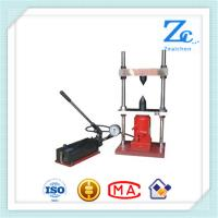 China C054 Point Load Apparatus for rock samples per ASTM D5731 manufactory price on sale