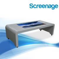China 42'' 1080P Andorid / Windows OS Touch Screen Coffee Table For Primary School , Hotel wholesale