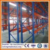 Wholesale heavy duty warehouse storage pallet rack from china suppliers
