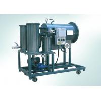 China Energy Saving Heavy Fuel Oil Purifier Machine For Light Oil , Diesel Oil on sale