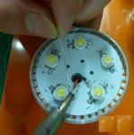 China Led Electronic PCB With Cable / Customized Electronic Led PCBA wholesale
