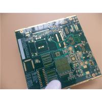 China Impedance Controlled PCB On 1.6mm FR-4 With 8 Layer Copper and Immersion Gold on sale