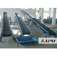 China Horizontal or Inclined Belt Conveyor System In Mining Metallurgy Coal Industry on sale