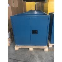 China Hazardous Waste Storage Cabinets For Laboratory , Paint Safety Storage Cabinets For Inks wholesale