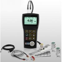 China High Precision TG4100B  Digital Ultrasonic Thickness Gauge 128X64 Pixel LCD With Backlight wholesale
