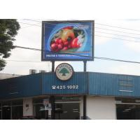 China Waterproof P10 / P16 Outdoor Advertising LED Display For Information Showing And Instruction wholesale