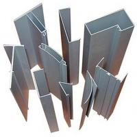 China Anodize Aluminum Extrusion Curtain Wall Profile for Industrial Buildings wholesale
