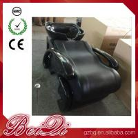 Quality Hair Wash Bed Used Barber Shop Shampoo Units Hair Salon Wash Basins Price for sale