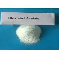 China White crystalline powder Clostebol acetate 98% min Assay CAS NO. 855-19-6 wholesale