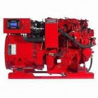 China Gasoline Generator Set with 1500/1800rpm Speed and Compact Structure, Environment-friendly wholesale