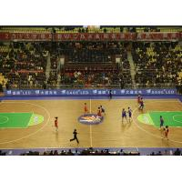 China Stadium Indoor SMDIndoor Advertising LED Display 4 mm Pixel Pitch High Resolution wholesale
