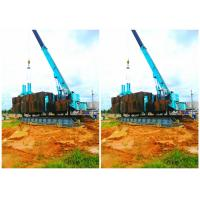 China High Speed Hydraulic Pile Driving Machine wholesale