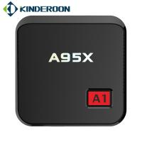 China A95X A1 S905X Quad Core Android Smart TV Box Kodi 4k Android 6.0 High Speed HDMI wholesale
