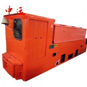 China CAY55/9GP 55T Explosion-proof Underground Mine Battery Locomotive wholesale