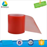 China Free sample high quality PET double-sided tape for advertisement wholesale