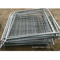 China Pre Galvanized Steel Wire Farm Mesh Fencing 4 FT For Livestock Protection I Type wholesale