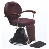 China Artificial leather surface,Flame-retardant sponge under the leather Men's Barber Chair on sale