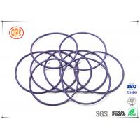 China Customized  Purple High Temperature Silicone O Rings  For Auto Parts wholesale