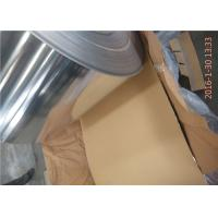 China Moisture Proof Packaging 3003 1050 1060 Aluminium Coil Decoration With Craft Paper wholesale