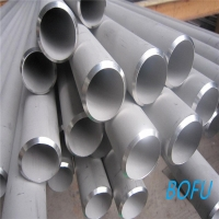 China Schedule 40  316l Stainless Steel Pipe 1.5 Inch 1.75 Stainless Steel Exhaust Tubing Hot Rolled wholesale