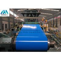 China Galvanized Pre Painted Steel Coil Color Coated Roofing Sheets ISO Certification wholesale