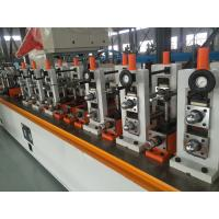 China High Speed Low Noise Ms Erw Tube Mill for Pipe Making , Fully Automation wholesale