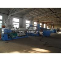 Quality PE PP Wood Plastic Composite Board Extrusion Line , Wood Composite Board Making for sale