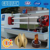 China GL-702 Best Price Automatic Crepe Paper Tape Cutting Machine on sale