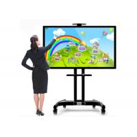 China Infrared Multi Touch Electronic Smart Board Interactive Whiteboards For Business wholesale