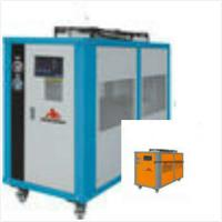 China Large Size 50 HP Air Cooled Industrial Chiller With Finned Copper Type Air Condenser wholesale