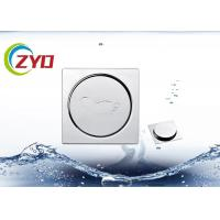 Buy cheap SS Bathroom Floor Drain Polished Surface Treatment Anti Return Water from wholesalers