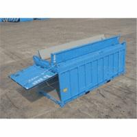 China 2.59m Height Open Top Shipping Container 7into A New Volume 65.9 Cbm wholesale