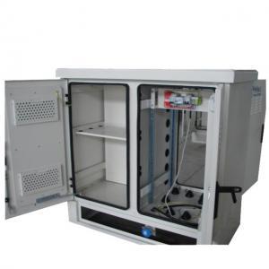 China Telecom Communication Network Equipment Rack Aluminum Enclosure Double Layer wholesale