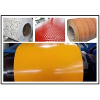 Quality Piant 25um PVDF Painted Color Coated Galvanized Steel Coil For Write Board for sale