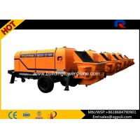 China High Efficiency Electric Industrial Concrete Pumping 6 Tons Weight wholesale