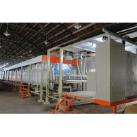 Quality Automatic Polyurethane Sponge Making Machine Line With ABB Brand Inverter for sale
