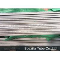 China 1.4462 Duplex Stainless Steel Pipe , UNS S31803 20FT Double Tube Heat Exchanger on sale