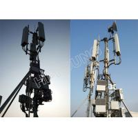 Wireless Sector Base Station Mobile Tower Antenna 1.5M Low VSWR For Communication